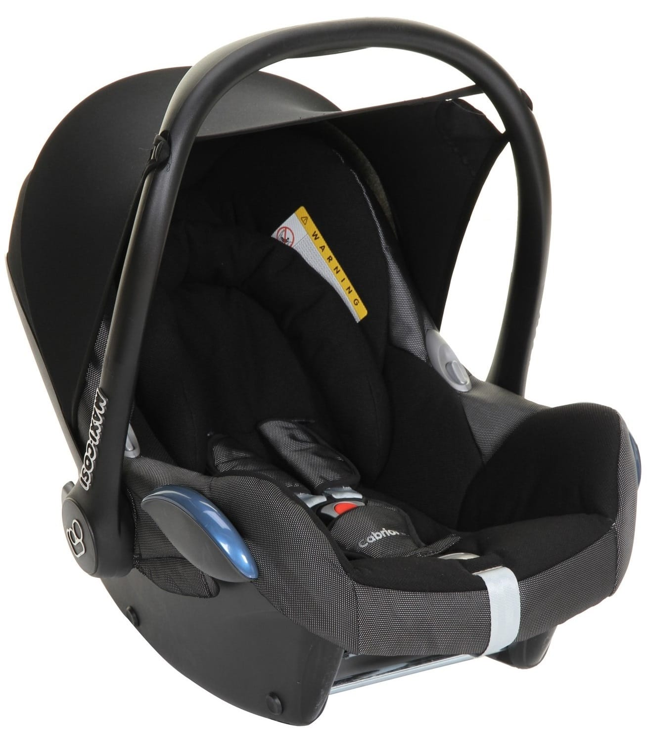 Maxi cosi pebble vs cabriofix buggybaby for Housse maxi cosi cabriofix
