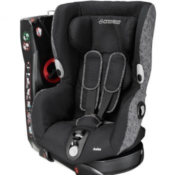 Why Is The Maxi Cosi Axiss Car Seat A Good For 3 Year Old