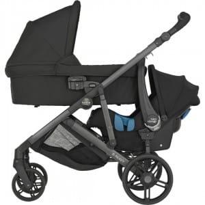 Cosmos black carrycot & car seat