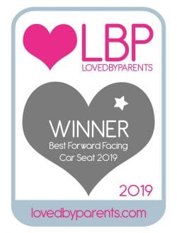 Bold LBP Best Forward Facing Car Seat 2019 - PLATINUM