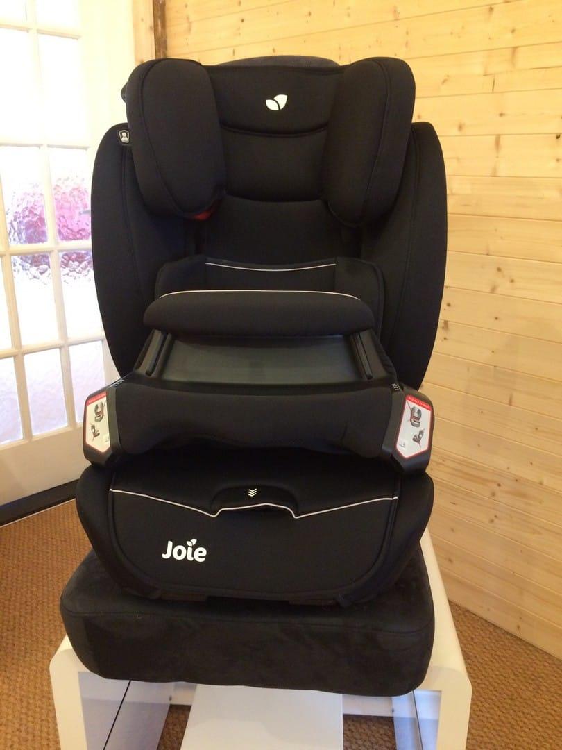 Joie Transcend 1/2/3 Car Seat