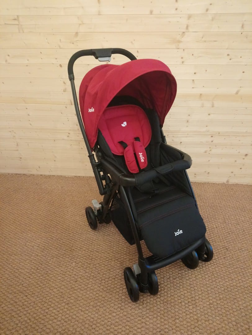 Joie Mirus Pushchair Review