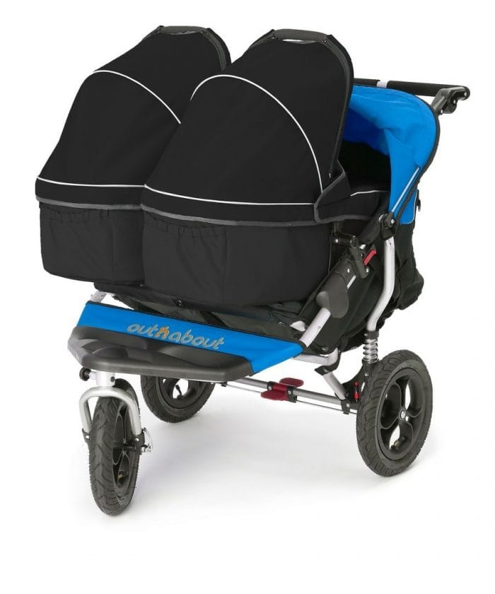 Out n About Nipper Double Carrycot