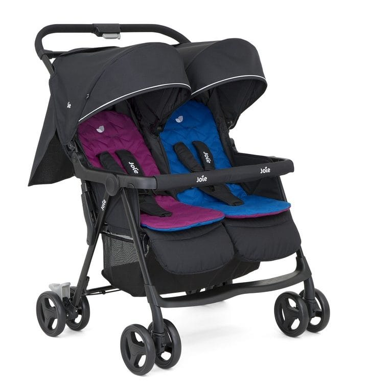 Best Double Pushchair For Newborn And Toddler | BuggyBaby