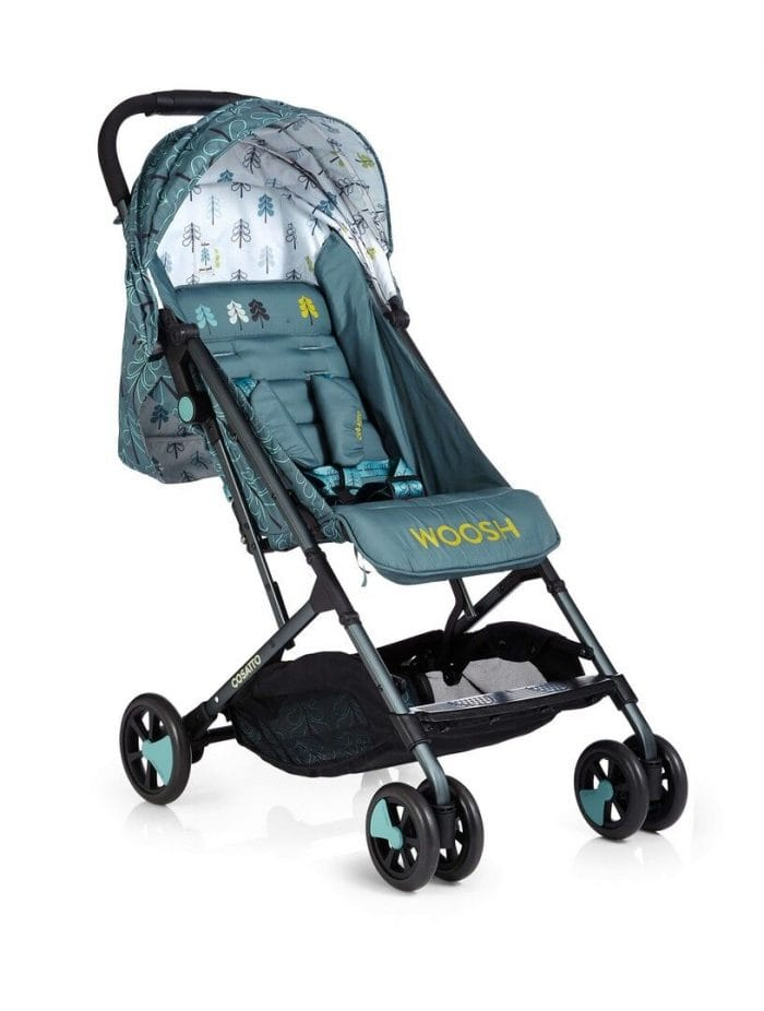 Cosatto Woosh Pushchair - Fjord