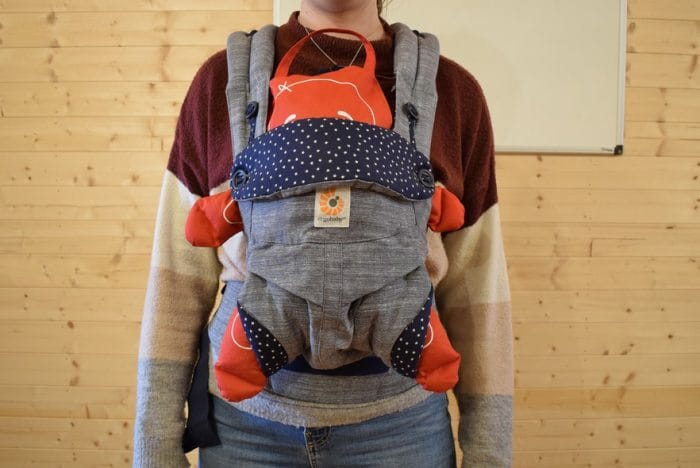 Ergobaby Four Position 360 Baby Carrier - Star Dust