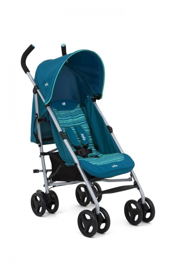 Joie Nitro Pushchair - Skewed Lines Blue