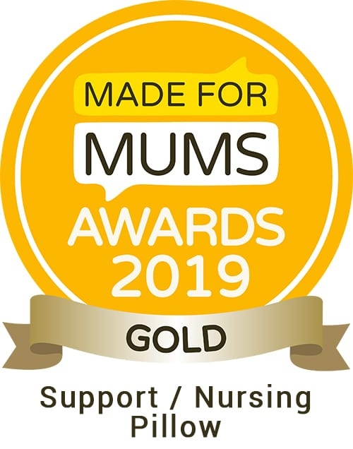Made_For_mums_awards_2019_best_support_nursing_pillow_