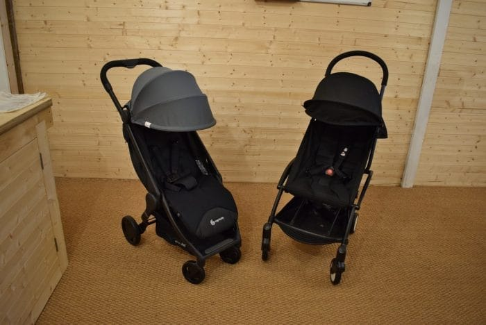 BABYZEN YOYO+ and Ergobaby Metro Pushchair