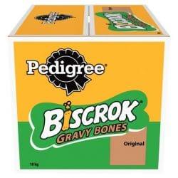 Pedigree Biscrok Gravy Bones Chicken 10kg