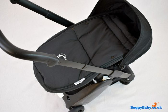Bugaboo Ant Pushchair Black Chassis - Black