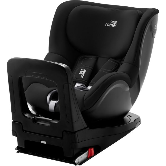 Everything you need for a baby - Britax DualFix i-Size Car Seat