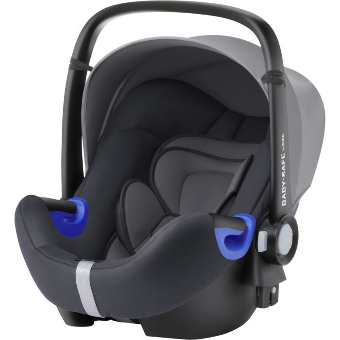 Difference Between Dualfix i-Size, M i-Size, 2R Baby Safe i Size Car Seat - suitable from birth to 15 months