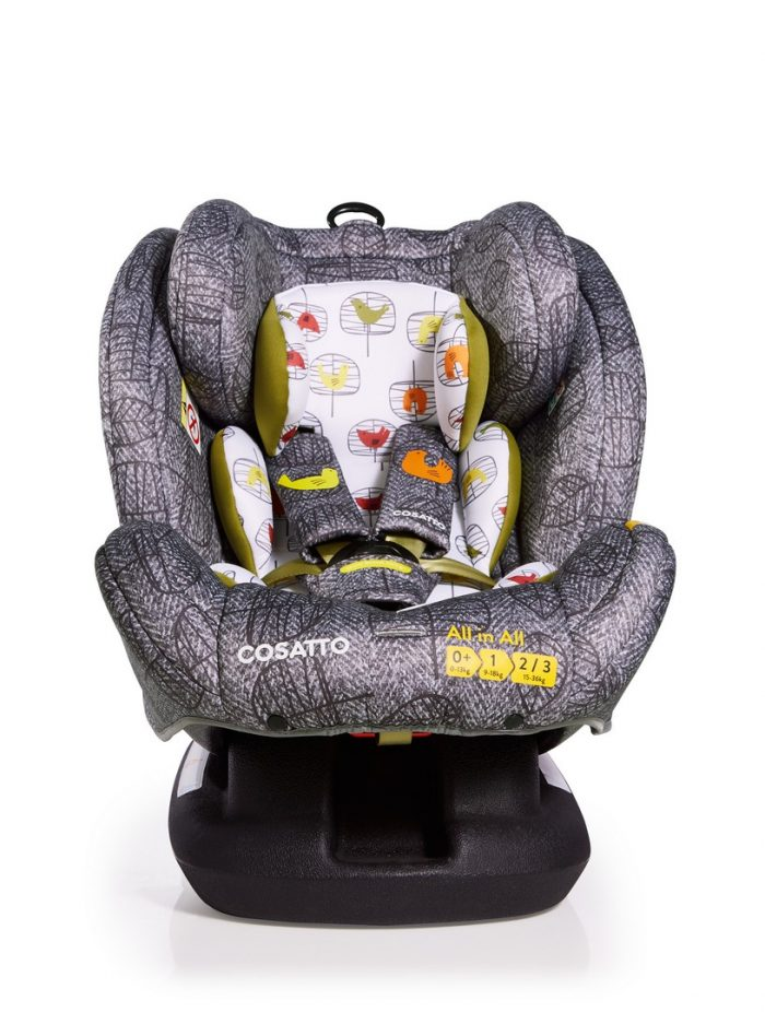 All In All Group 0+ 1 2 3 Car Seat