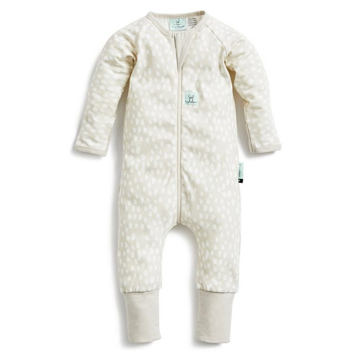 Everything you need for a baby - Bamboo Layers Long Sleeve Sleep Wear 1.0 Tog - Fawn 0-3 Months