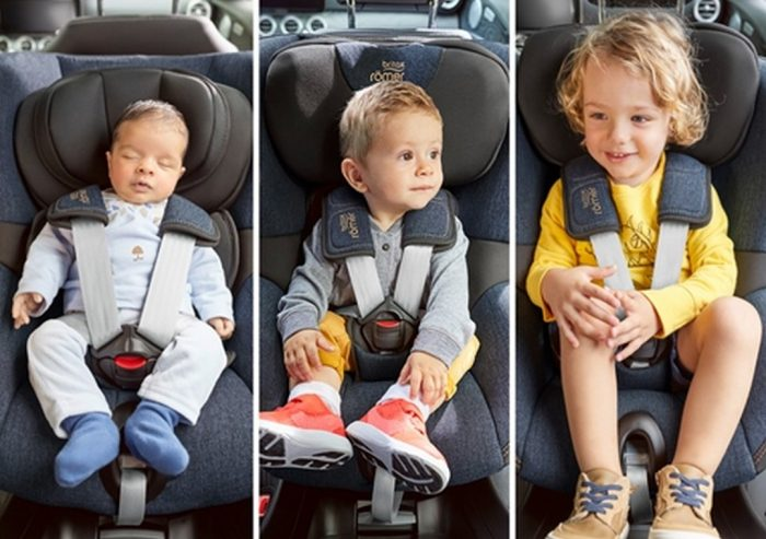 Difference Between Dualfix i-Size, M i-Size, 2R - Dualfix Car Seats last until school age
