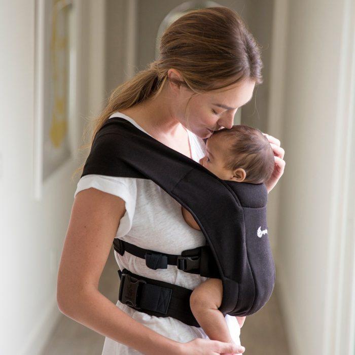 Ergobaby Embrace Baby Carrier - Black