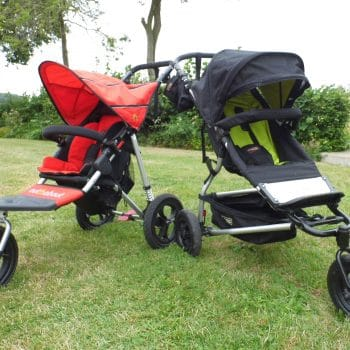 Mountain Buggy Swift v Out'n'About Nipper V3 Comparison Review, Nippver v3, mountain buggy swift, SWI