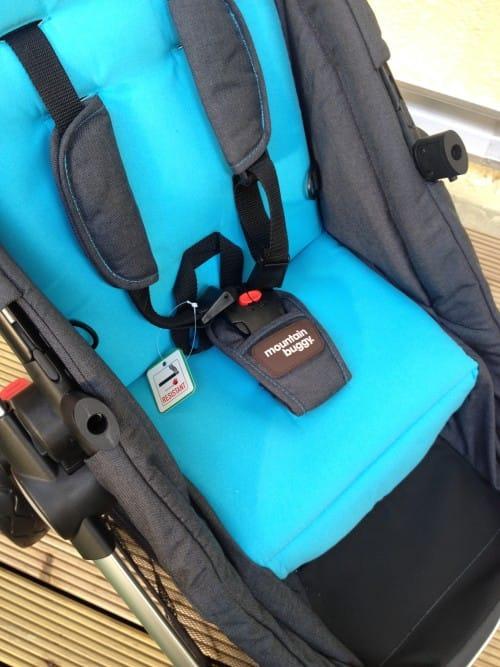 Mountain Buggy Cosmopolitan Seat Unit