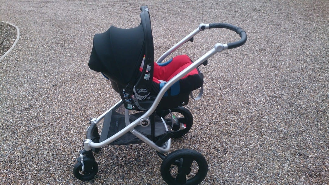 Compatible with the Britax Affinity