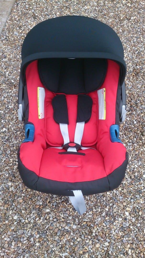 Britax Baby-Safe Plus SHR II