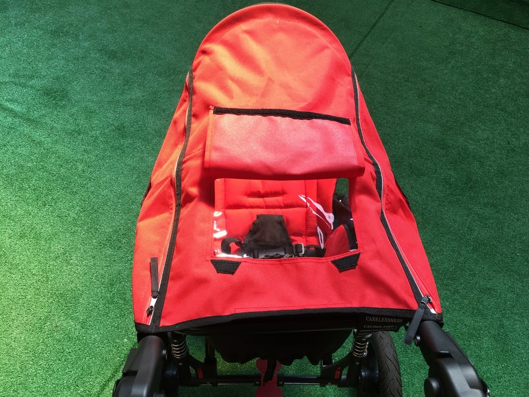 Out n About Nipper Single v4 Pushchair