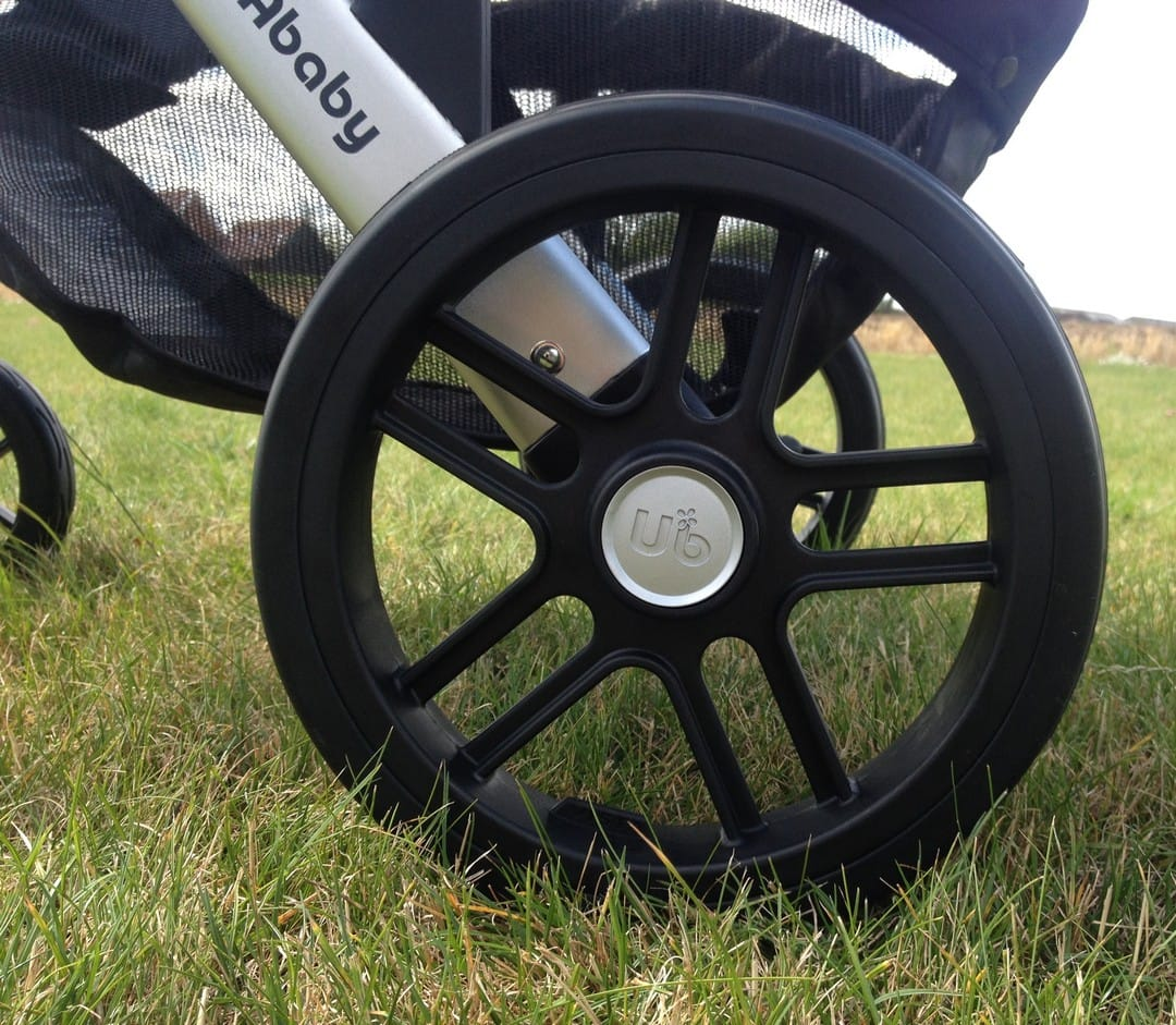 UPPAbaby Vista Back Wheel