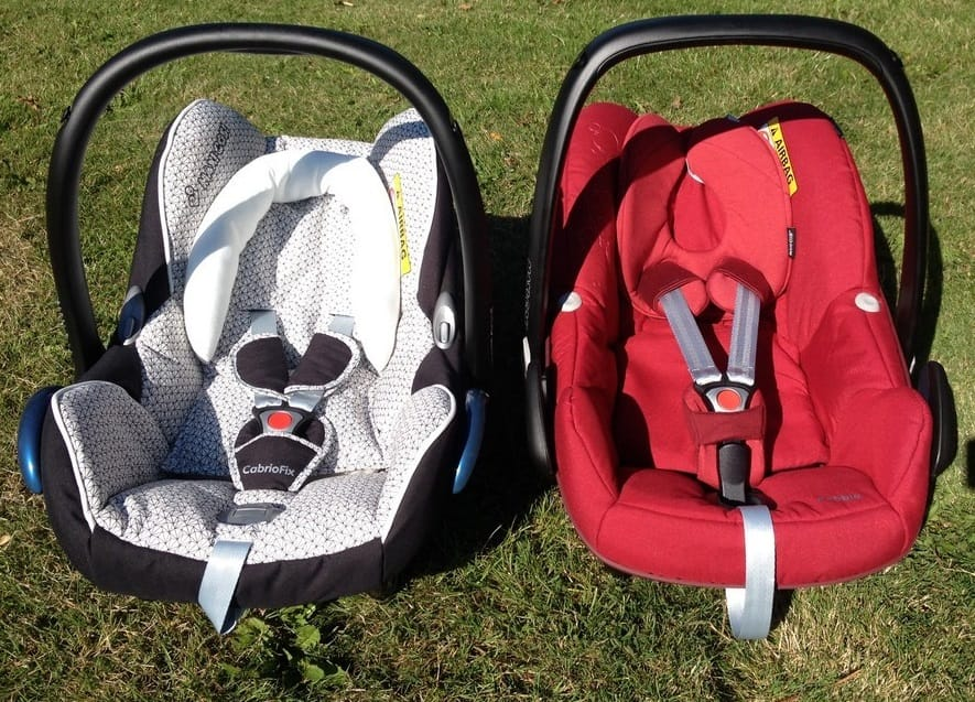 Maxi Cosi Pebble Vs Cabriofix