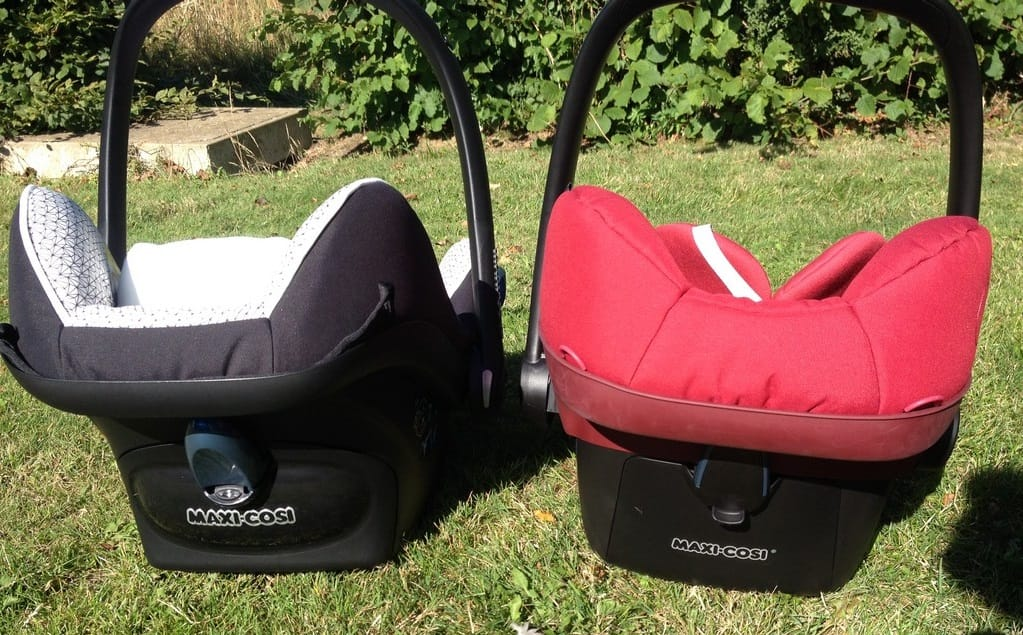 Maxi-Cosi Pebble vs CabrioFix Base