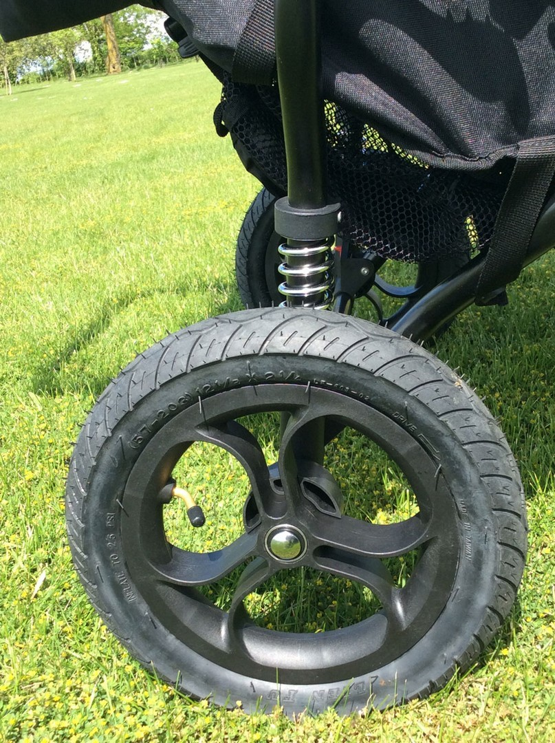 Out n About Nipper V4 Single Wheel and suspension