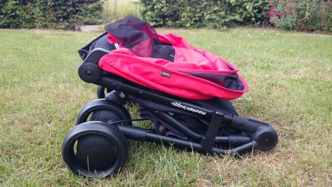 Mountain Buggy Nano - Toddler + Lightweight