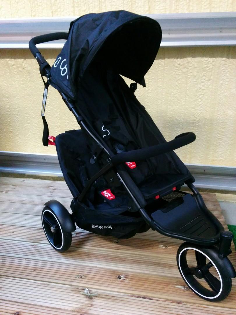 Phil & Teds Dot – Baby & Toddler + Lightweight