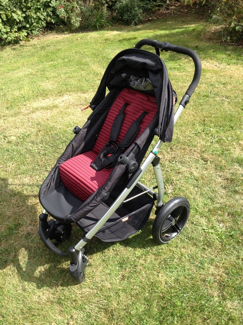 Phil Teds Smart Lux Review Buggybaby