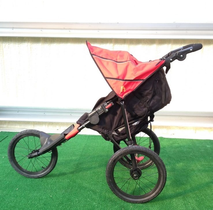 Out n About Nipper Sport V4 Se Reclined