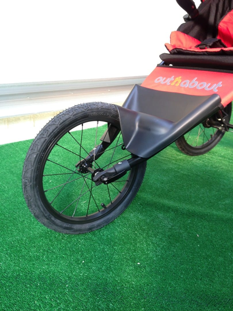 Out n About Nipper Sport V4 Front Wheel