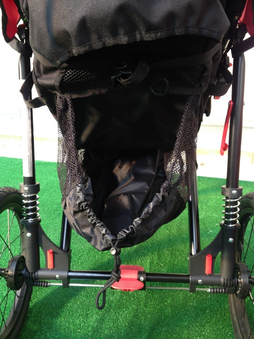 Out n About Nipper Sport V4 Seat Back Storage