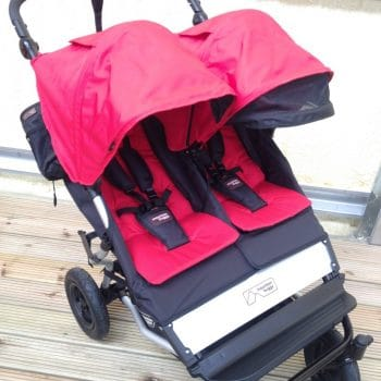 Mountain Buggy Duet V2.5 Pushchair