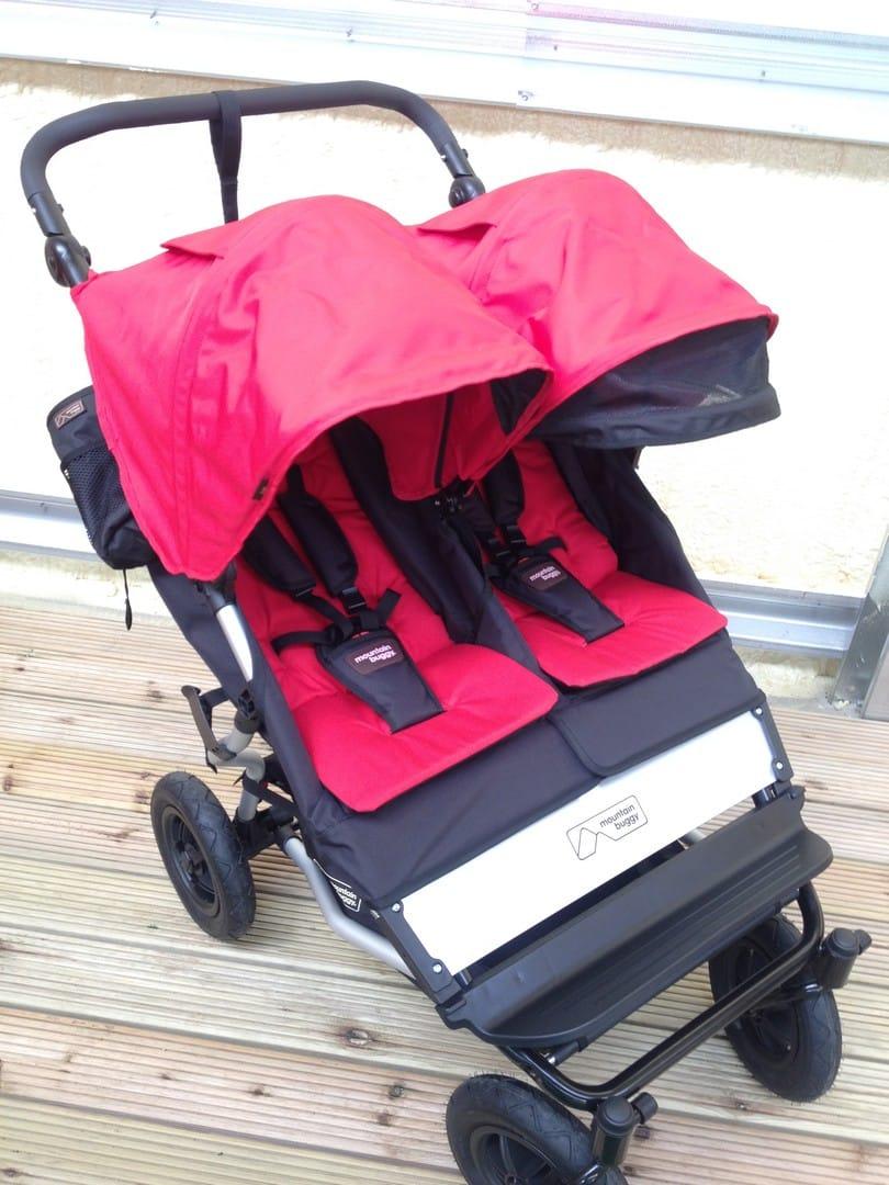 Mountain Buggy Duet V2.5 Pushchair