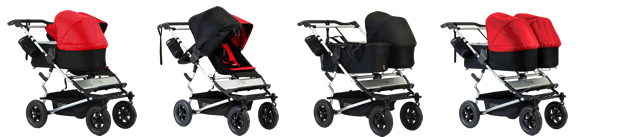 Shout out: Mountain Buggy Duet v2! | BuggyBaby