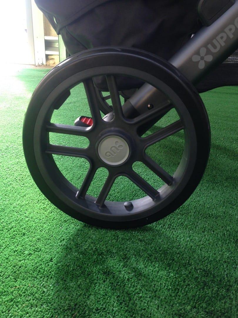 UPPAbaby Vista 2015 Rear Wheels