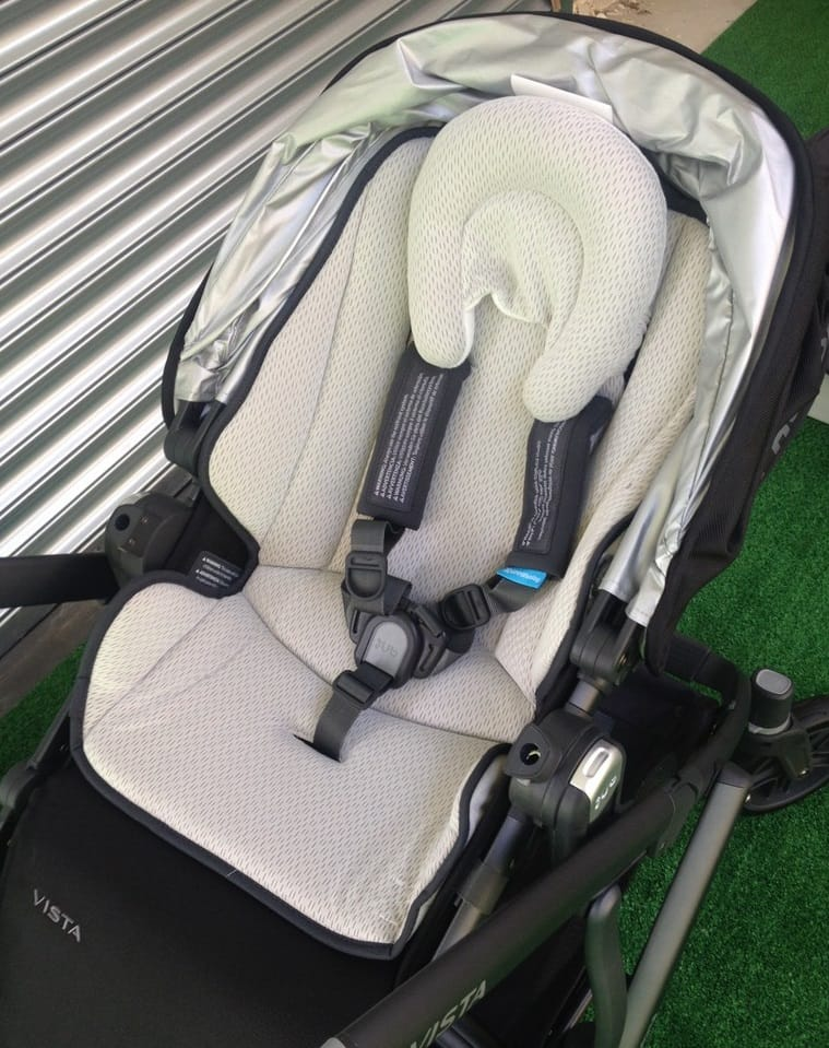 UPPAbaby Vista 2015 Seat Unit with Snug Seat