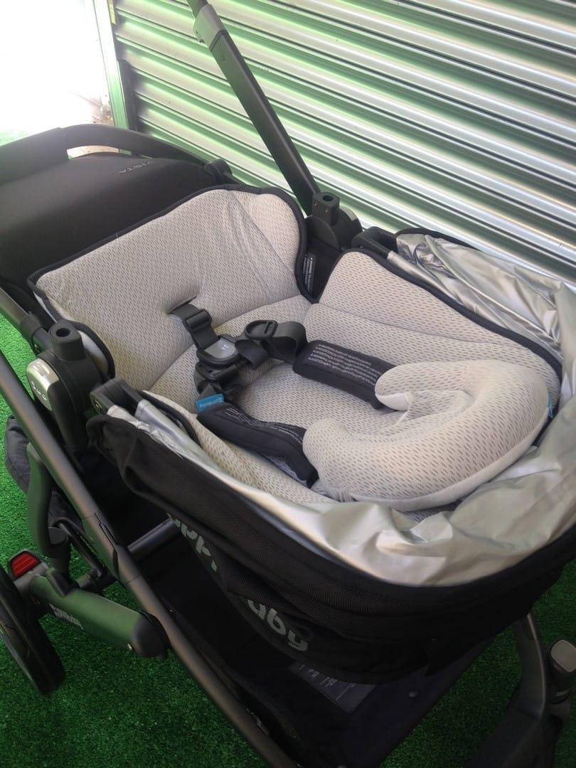 UPPAbaby Vista 2015 Seat Unit with Snug Seat