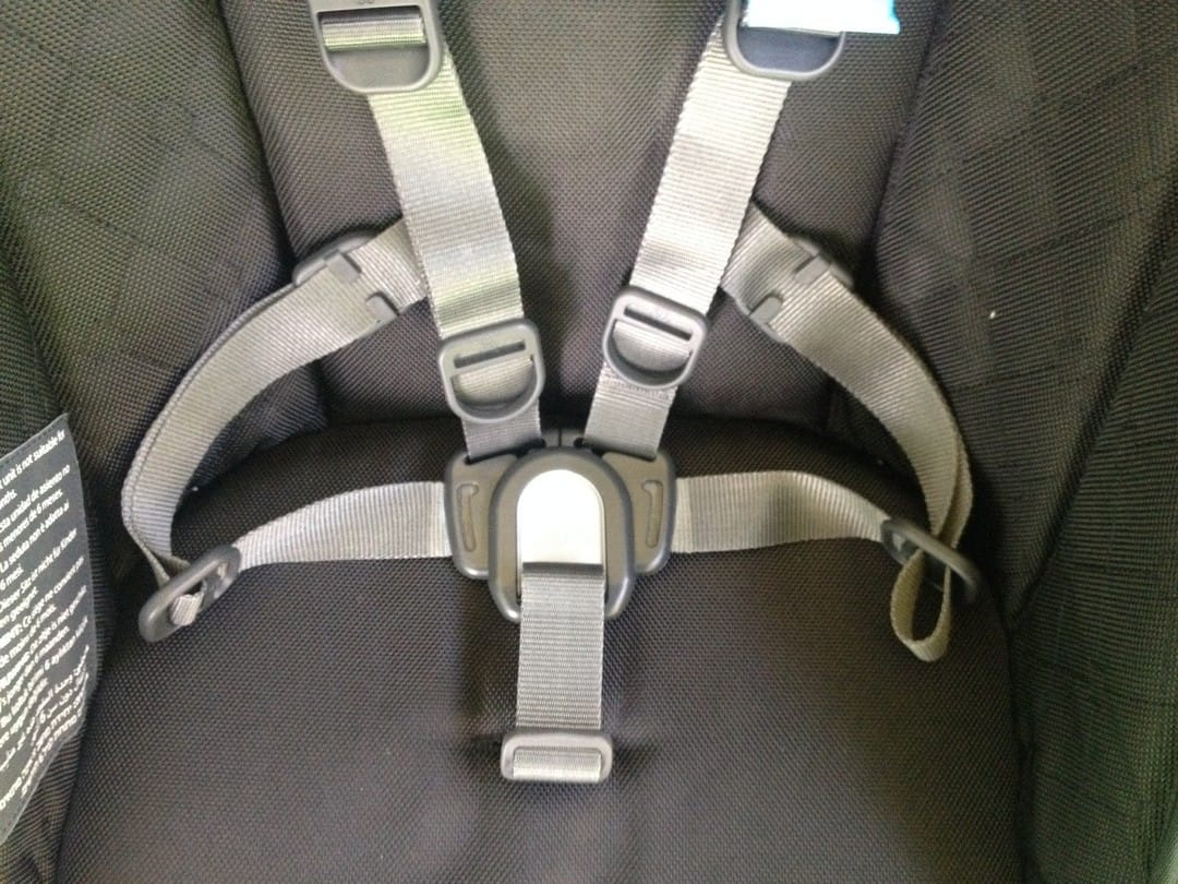 UPPAbaby Vista 2015 Seat Unit Harness
