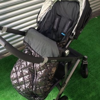 UPPAbaby Vista 2015 with Baby Ganoosh
