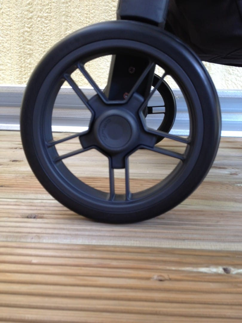 UPPAbaby Cruz 2015 Rear Tyres