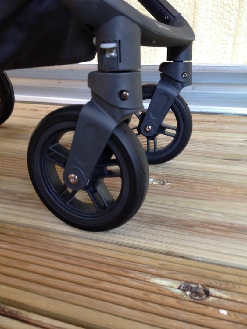 UPPAbaby Cruz 2015 Front Wheels