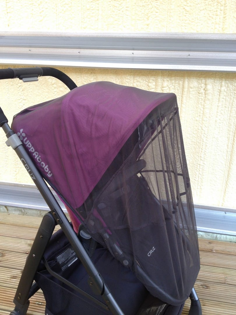 UPPAbaby Cruz 2015 with Mosquito Net