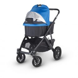 UPPAbaby Vista 2015 Bassinet in Georgie Marine Blue