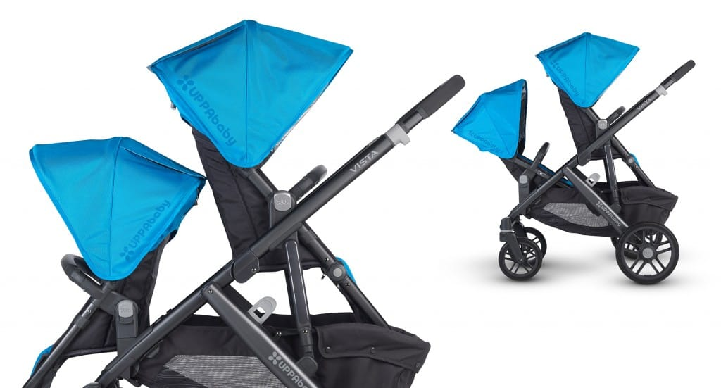 Shout Out Uppababy Vista Buggybaby