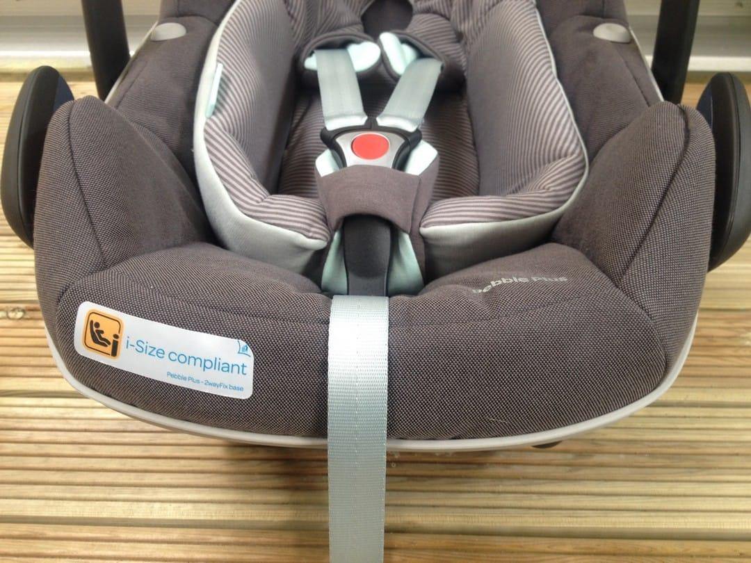 Maxi-Cosi Pebble Plus Car Seat i-Size Compliant
